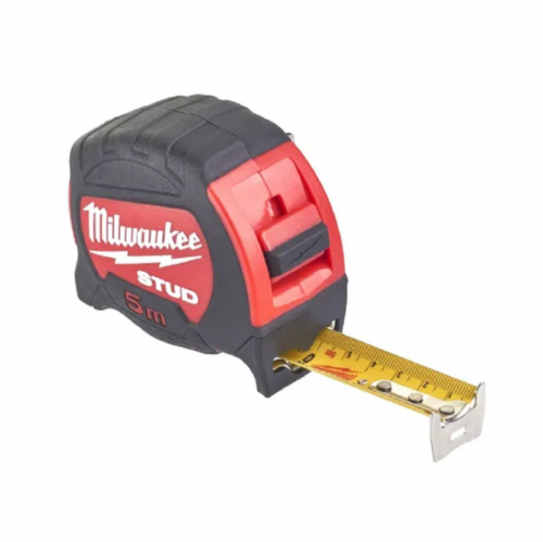 Milwaukee 48229905 STUD™ Tape Measure Metric Only 5m (Width 27mm)